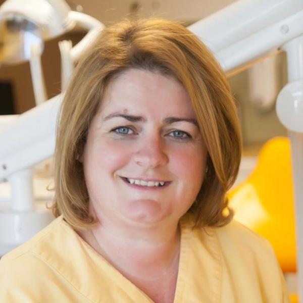 Szabó Andrea - asszisztens, dentál-higiénikus